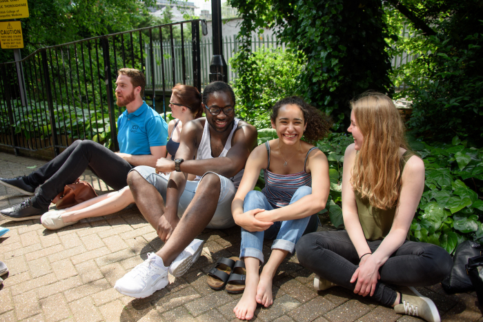 Apply through Clearing to Study Osteopathy at BCOM