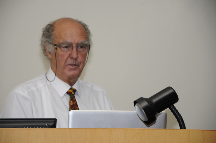 Mr Leon Chaitow