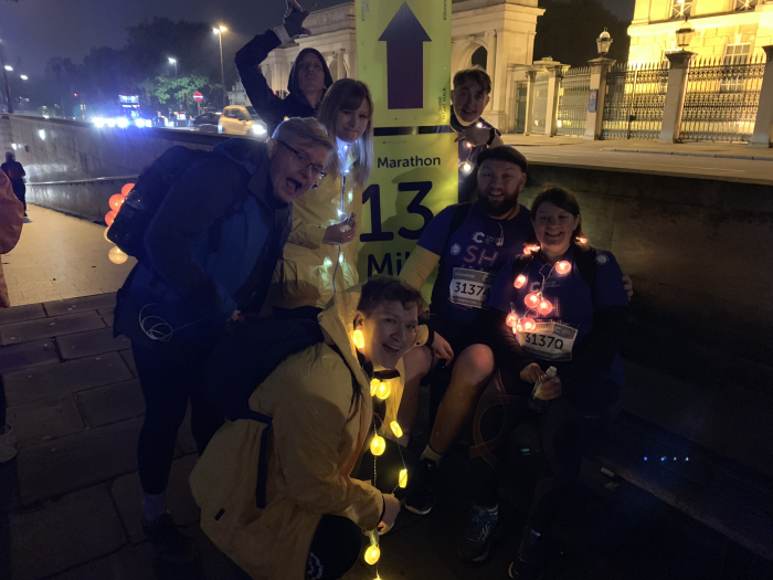 Shine Night Walk for Cancer Research