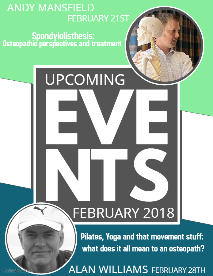 February Guest Lectures