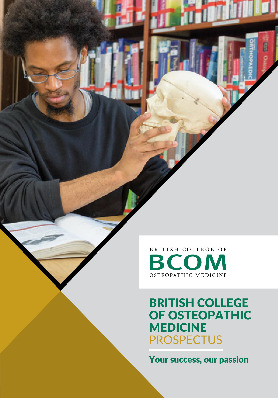 New BCOM Prospectus