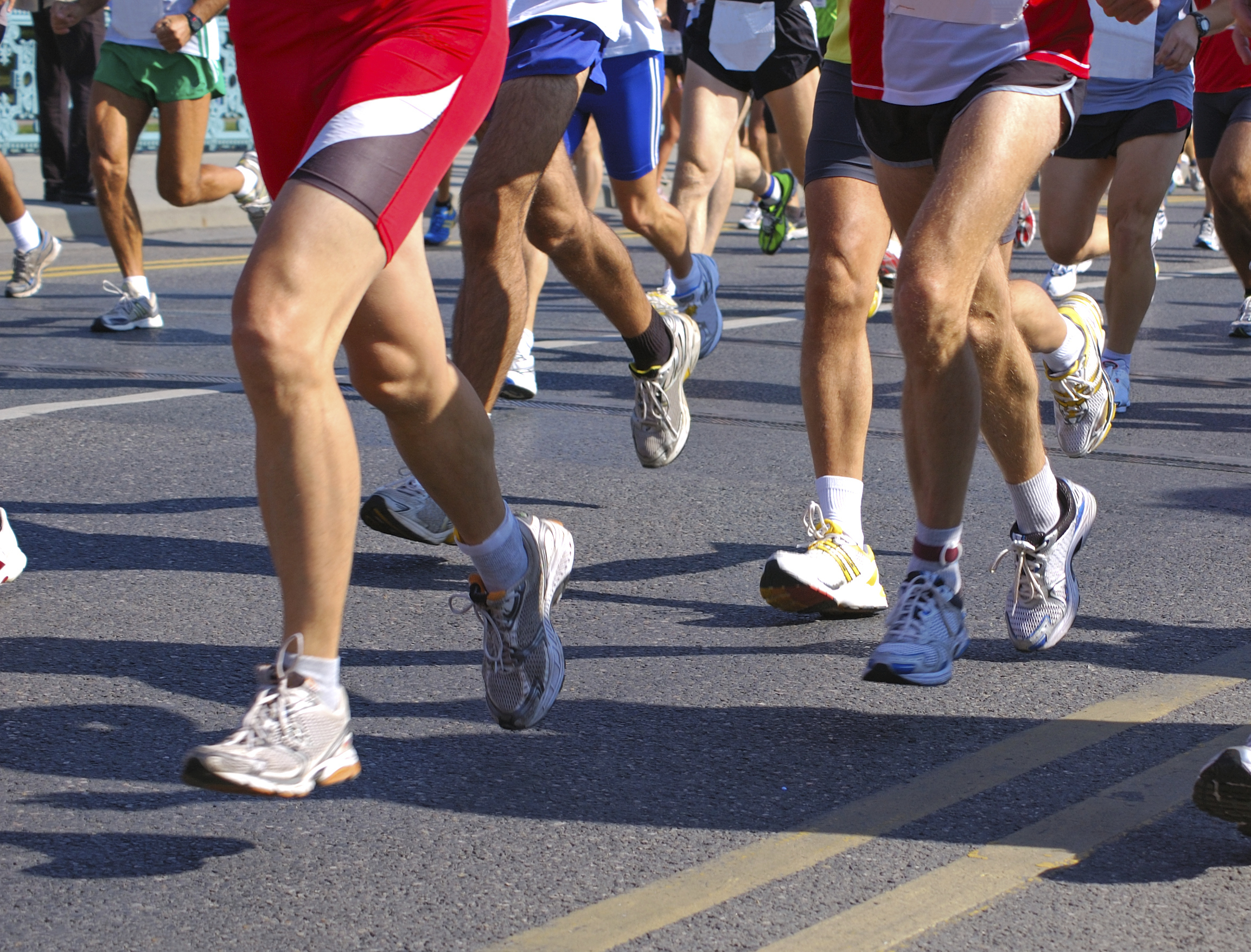 Are you taking part in a sports event for charity?