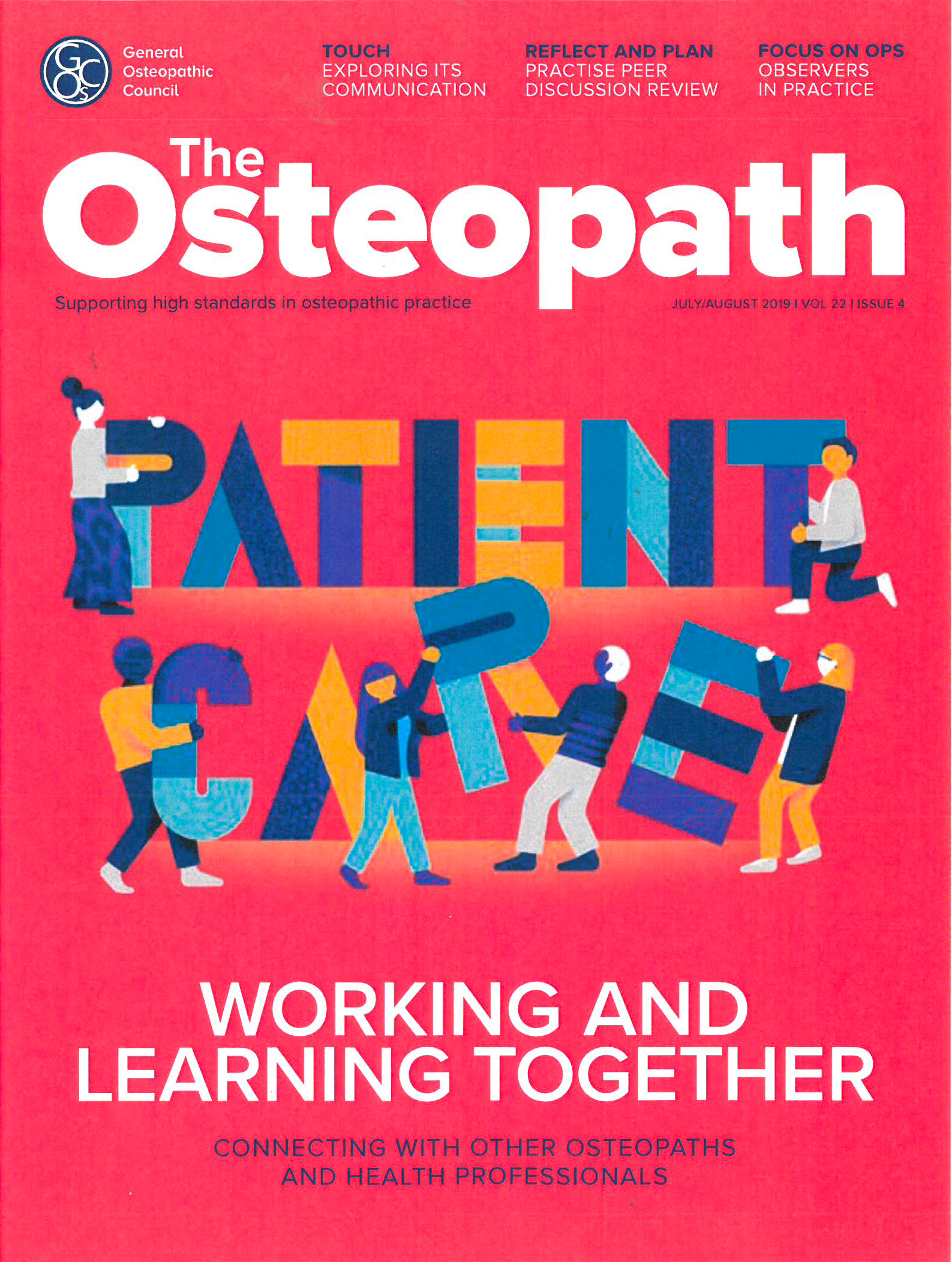 The Osteopath Magazine